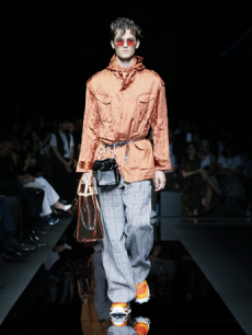 bea5fd7110 Armani's influence on men's style and suiting is as undeniable as it is  legendary. After leading tailoring into a more relaxed direction in the  1980s, ...