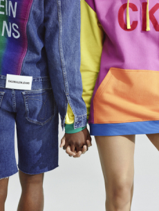 ae82c7c075d7a Despite massive strides over the past decade, discrimination based on  sexuality still prevails. CALVIN KLEIN, long a supporter of the LGBTQ+  movement even, ...
