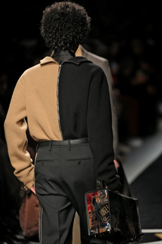 c61a963437de ... of the brand whilst subverting the notion that tailoring is  characterised by clean cut, stark symmetry. Beautifully fabricated sleek  a-line jackets with ...