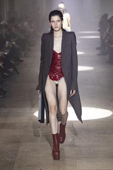 7a1f9093cd897 Rick Owens is certainly the real living high priest of fashion who true to  his words continues to surprise us. For next Fall Owens led us to an  incredible ...