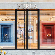 873ace0cdc7b Family-owned Italian accessory label Furla opens a brand-new flagship store  in the centre of Munich. With their new boutique in Theaterlinienstraße 33